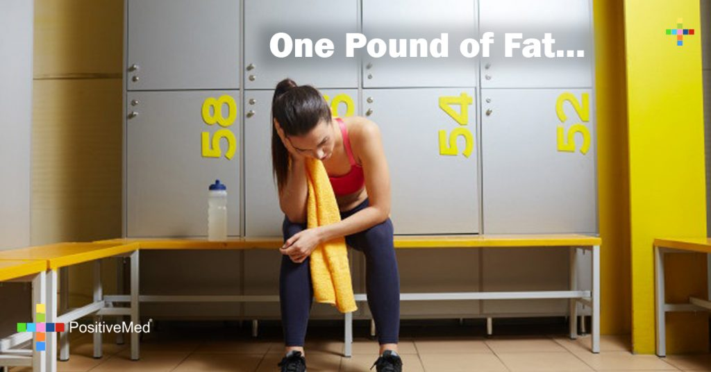 One Pound of Fat...