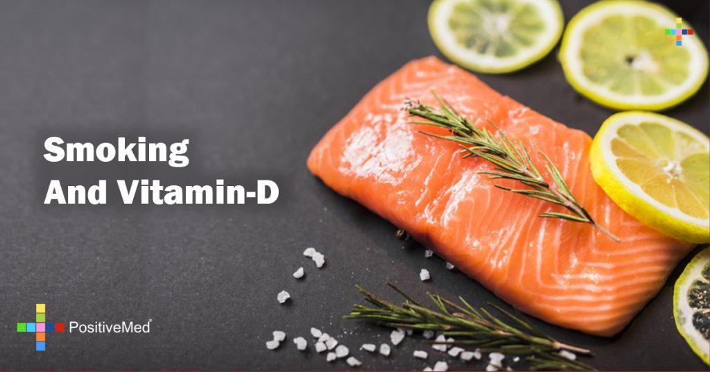 Smoking And Vitamin-D