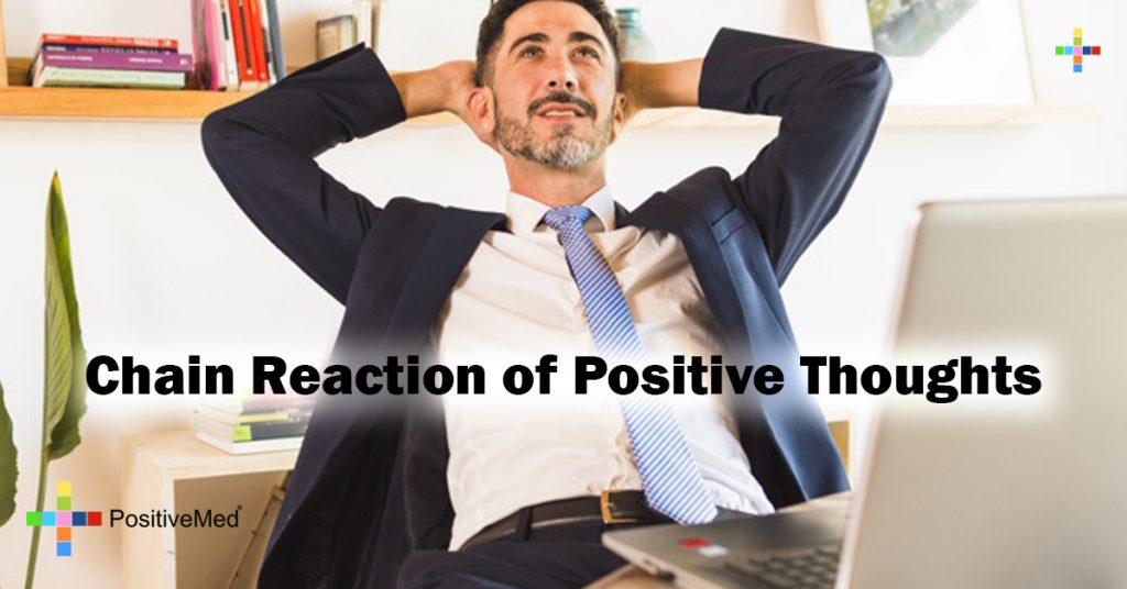 Chain Reaction of Positive Thoughts