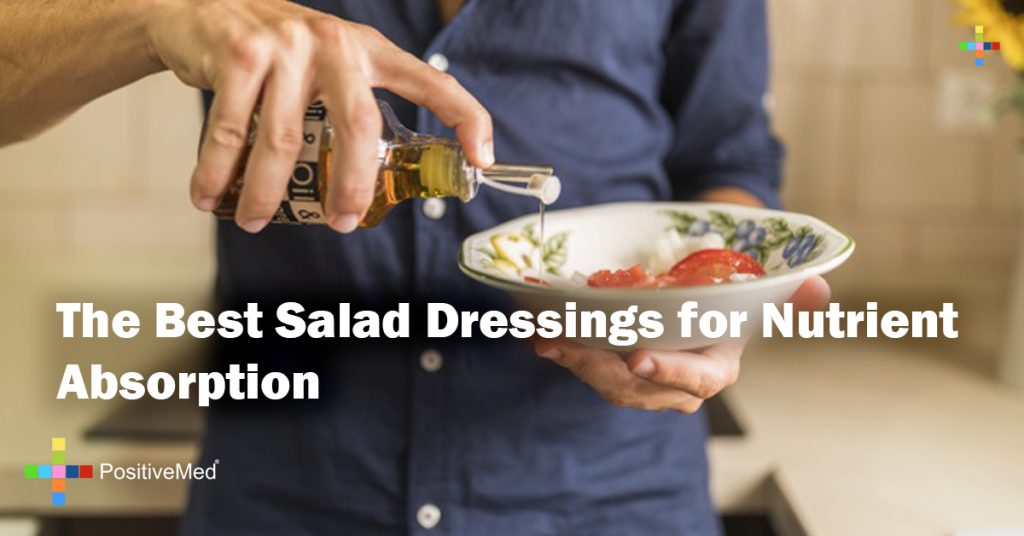 The Best Salad Dressings for Nutrient Absorption