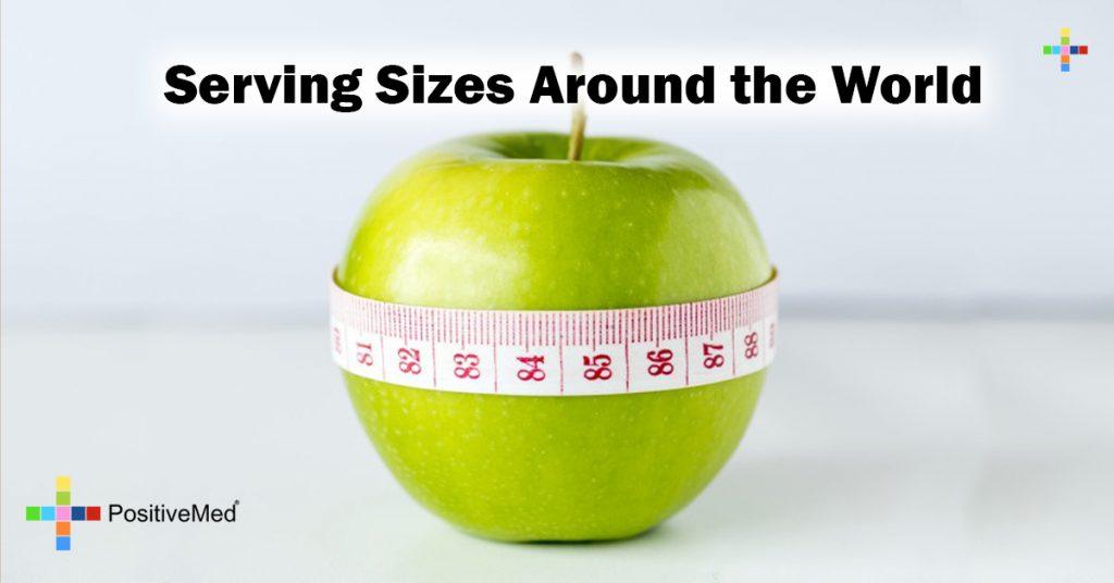 Serving Sizes Around the World