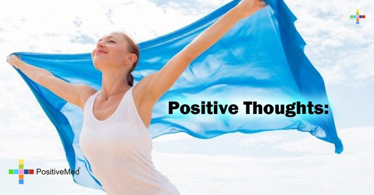 Positive thoughts: