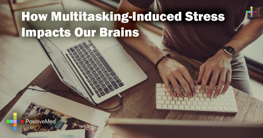 How multitasking-induced stress impacts our brains