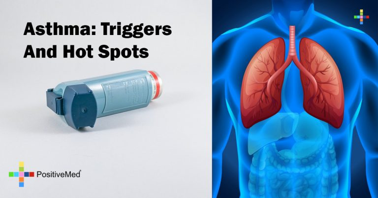 Asthma: triggers and hot spots