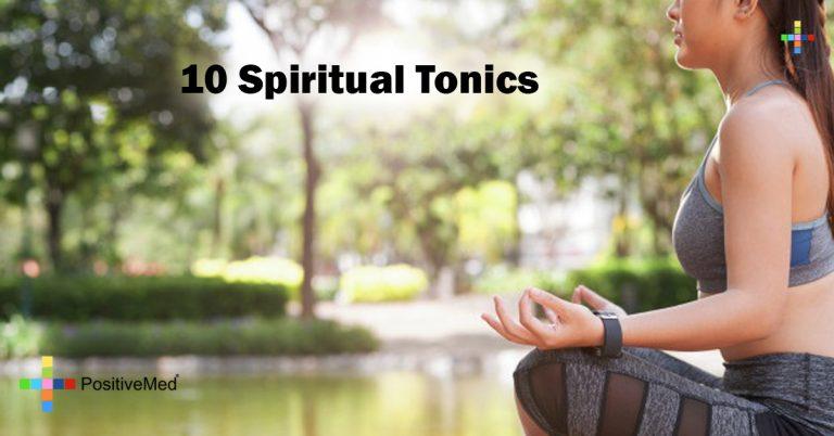 10 spiritual tonics