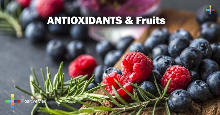 ANTIOXIDANTS & Fruits