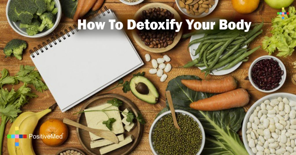 How To Detoxify Your Body