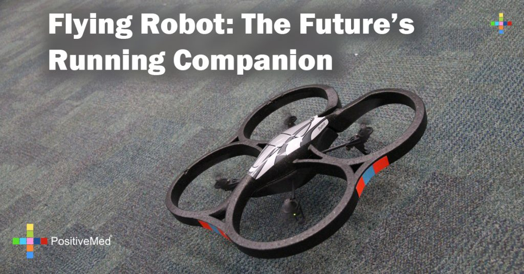Flying Robot: The Future's Running Companion