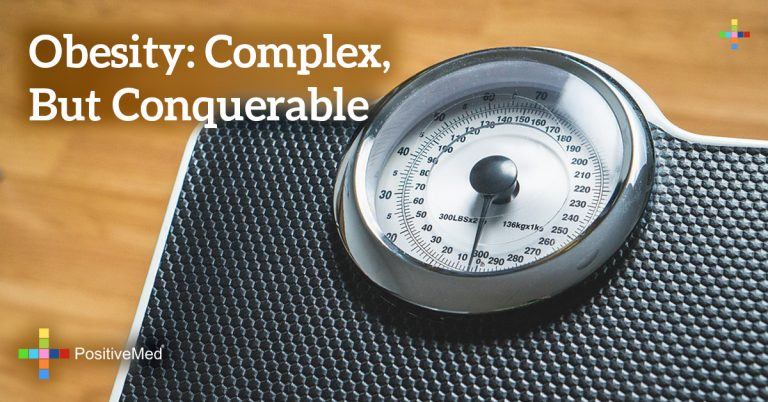 Obesity: Complex, but Conquerable