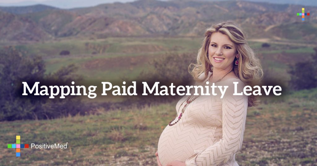 Mapping paid maternity leave