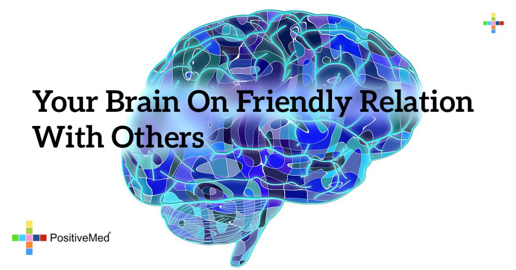 Your Brain On Friendly Relation With Others