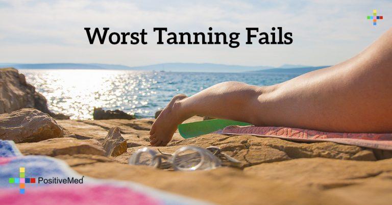 Worst Tanning Fails