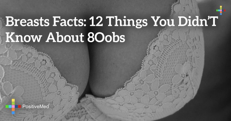 Breasts Facts: 12 Things You didn't Know About 8oobs