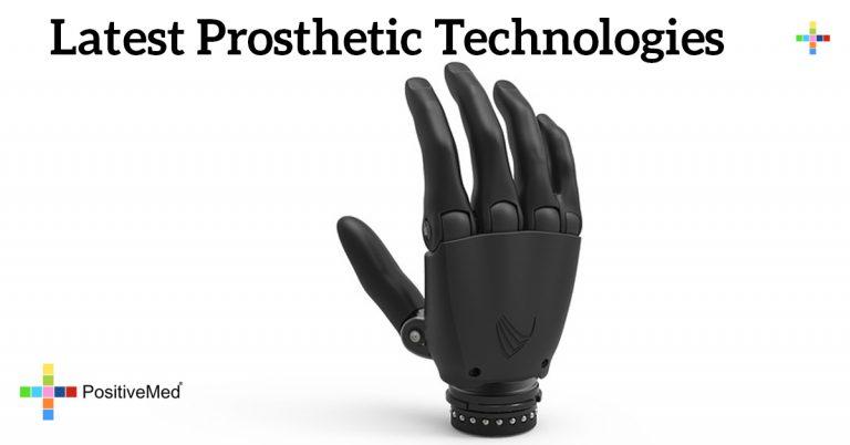 Latest prosthetic technologies