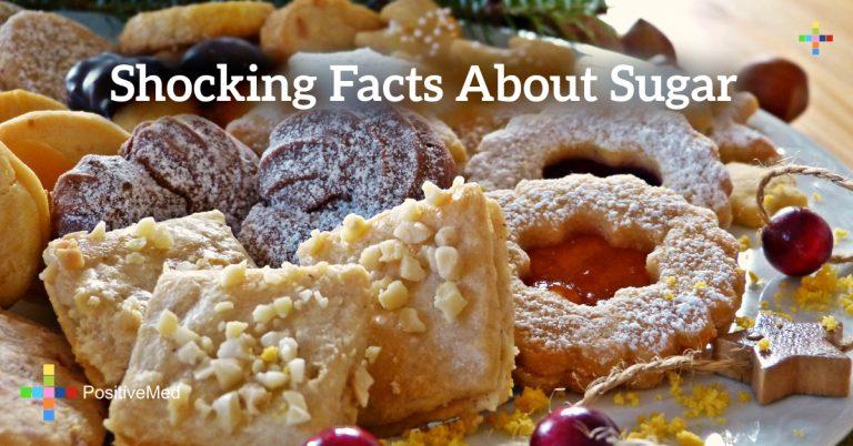 Shocking Facts About Sugar