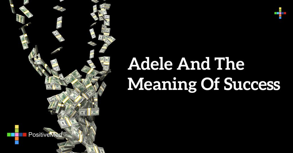 Adele and the meaning of success