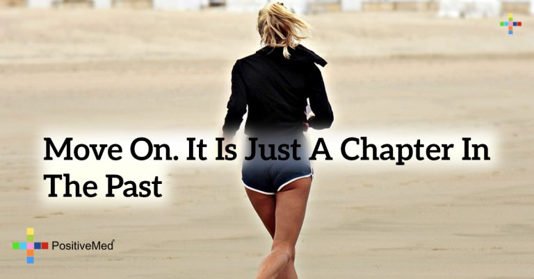 move on. it is just a chapter in the past