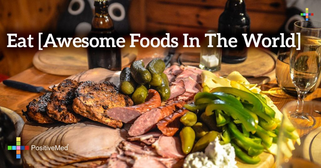 EAT [Awesome foods in the world]