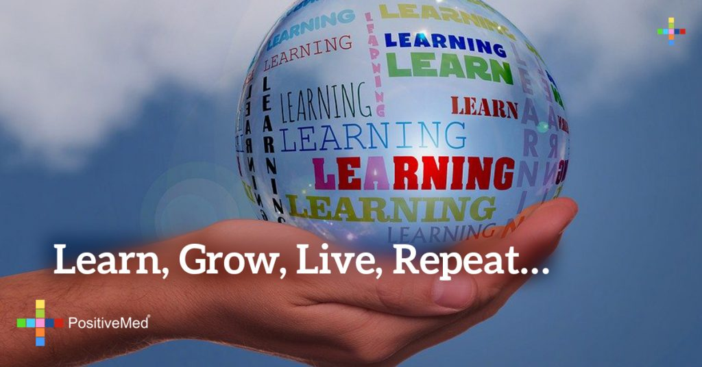 Learn, Grow, Live, Repeat...