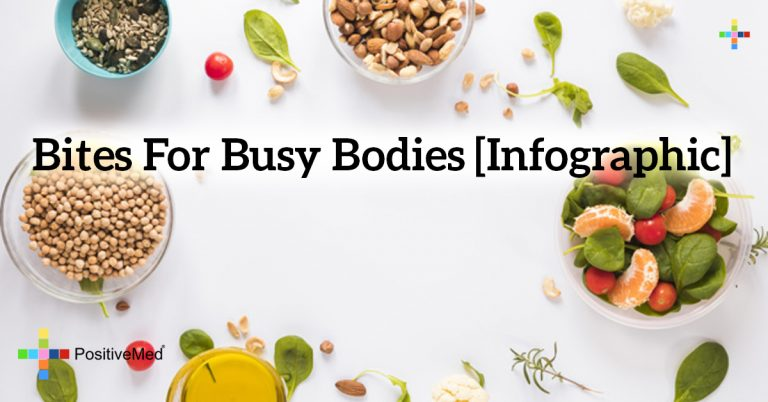 Bites for Busy Bodies [INFOGRAPHIC]