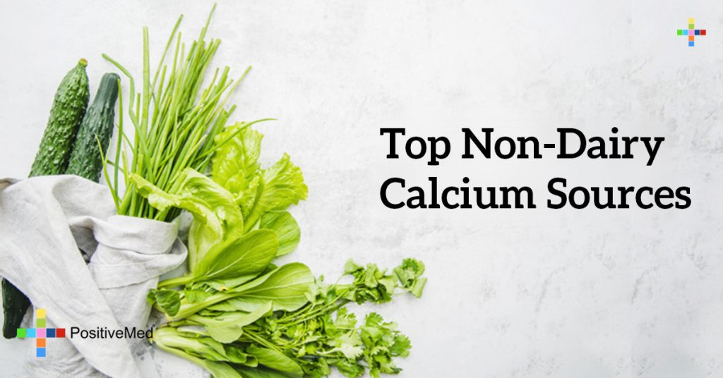Top Non-Dairy Calcium Sources