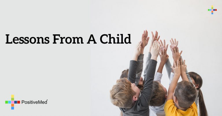 Lessons from a child