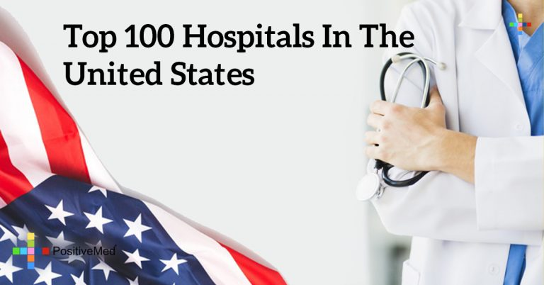 Top 100 hospitals in the United States
