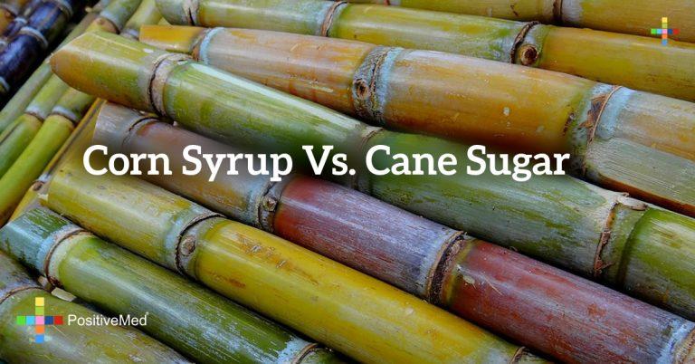 corn syrup vs. cane sugar