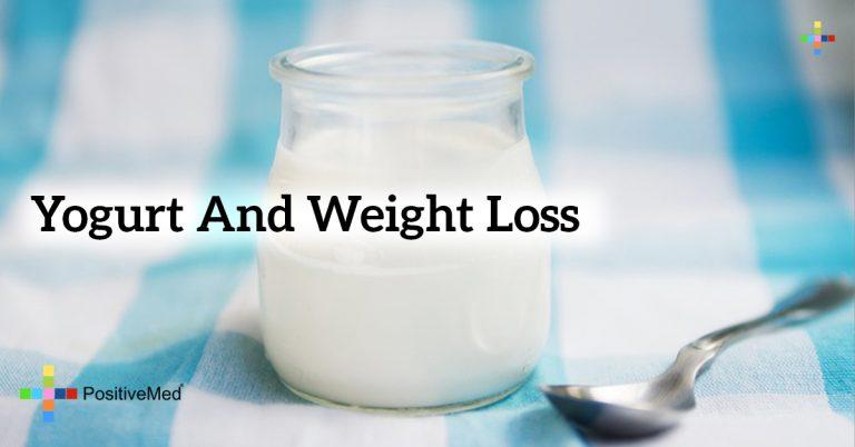 Yogurt and Weight Loss