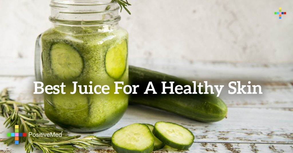 Best juice for a healthy skin