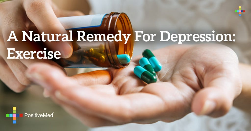 A natural remedy for depression: Exercise