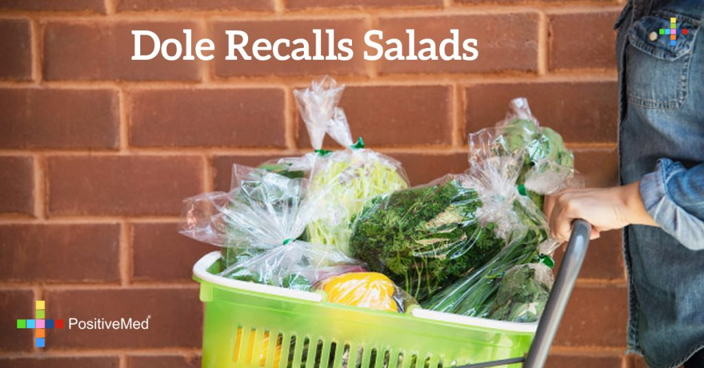 Dole Recalls Salads