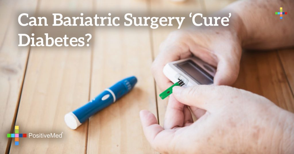 Can bariatric surgery 'cure' diabetes?