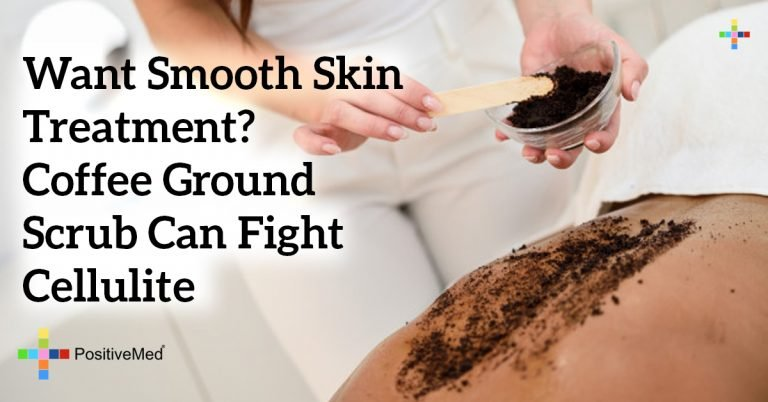 Want smooth skin treatment? Coffee ground scrub can fight cellulite