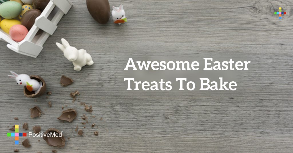 Awesome Easter Treats to Bake
