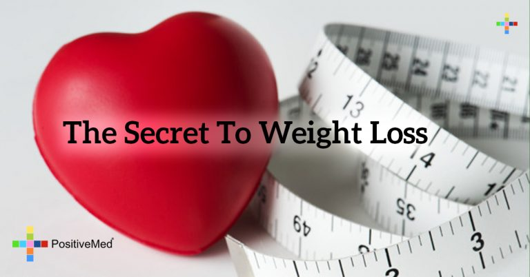 The Secret to Weight Loss