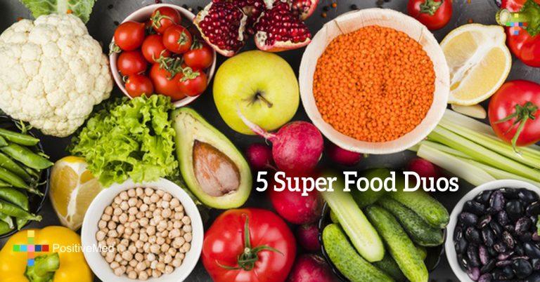 5 Super Food Duos