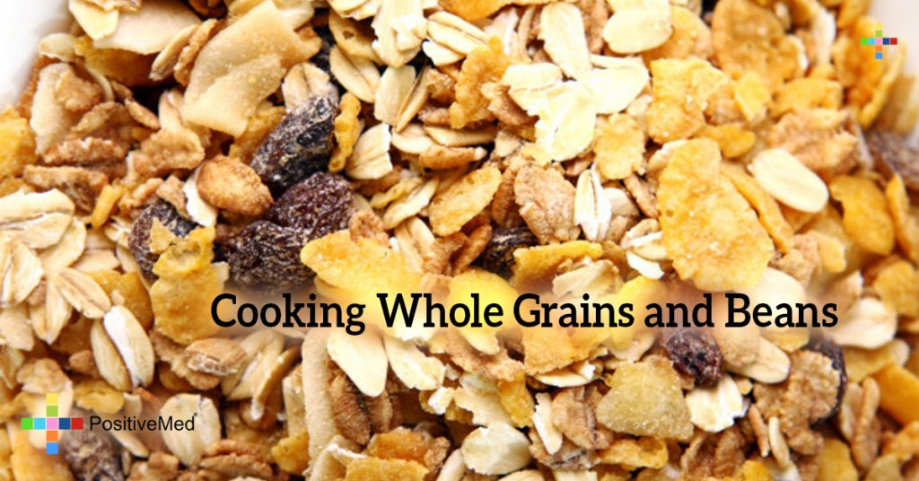 Cooking Whole Grains and Beans