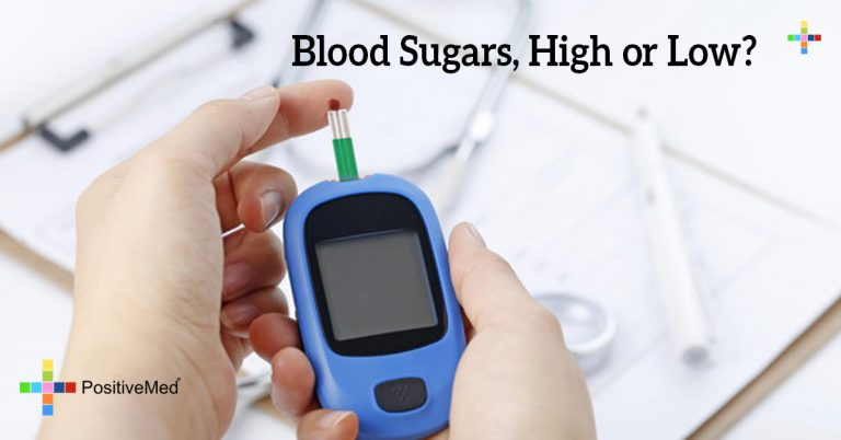 Blood Sugars, High or Low?