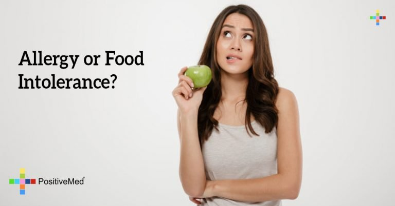 Allergy or Food Intolerance?