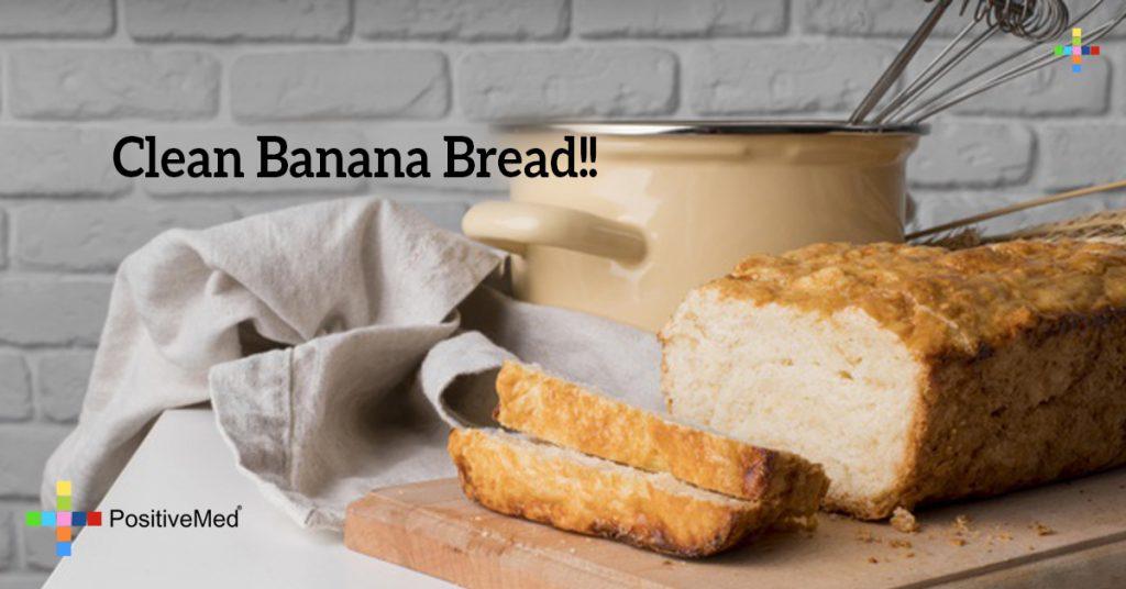 Clean Banana Bread!!