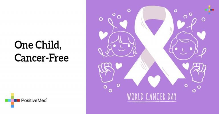 One Child, Cancer-Free