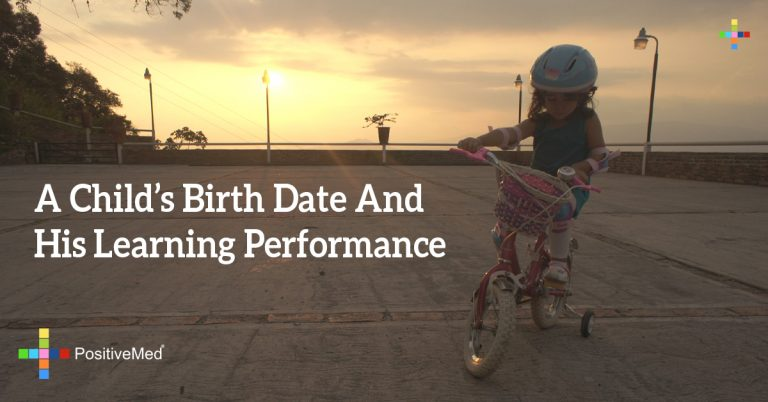 A Child's Birth Date And His Learning Performance