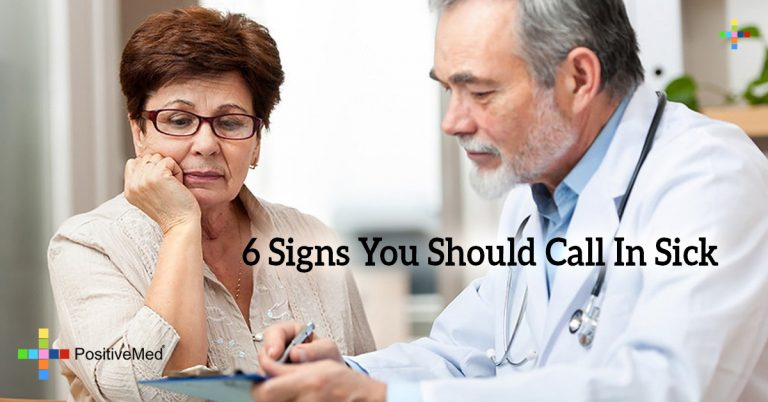 6 Signs You Should Call In Sick