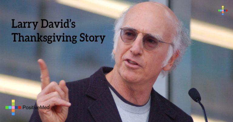 Larry David's Thanksgiving Story