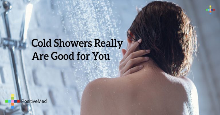 Cold Showers Really Are Good for You