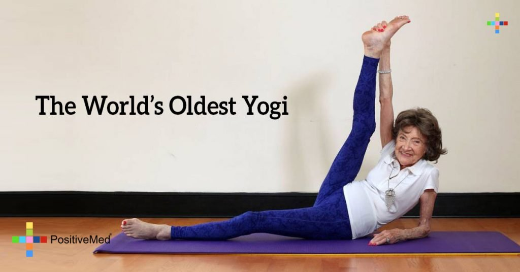 The World's Oldest Yogi