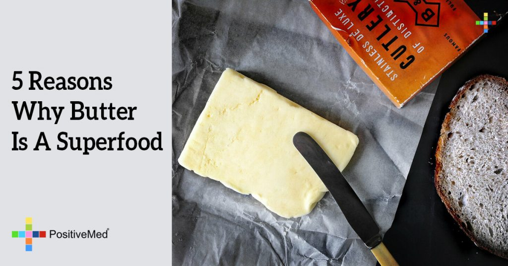 5 Reasons Why Butter Is A Superfood