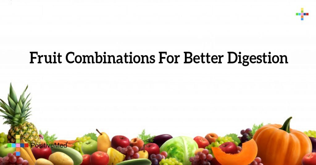 Fruit Combinations For Better Digestion