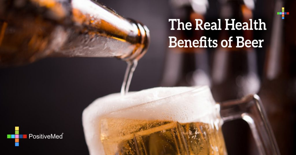 The Real Health Benefits of Beer